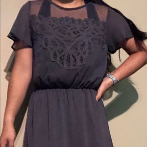 Maurices Grey dress